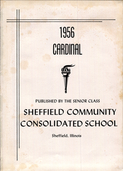 Page 3, 1956 Edition, Sheffield High School - Cardinal Yearbook (Sheffield, IL) online yearbook collection