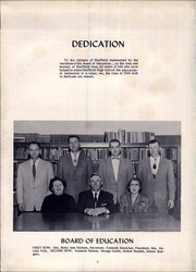 Page 4, 1956 Edition, Sheffield High School - Cardinal Yearbook (Sheffield, IL) online yearbook collection