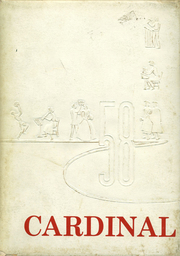 1958 Edition, Sheffield High School - Cardinal Yearbook (Sheffield, IL)