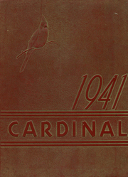 Warrensburg High School - Cardinal Yearbook (Warrensburg, IL) online yearbook collection, 1941 Edition, Page 1