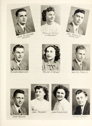 Page 27, 1949 Edition, Warrensburg High School - Cardinal Yearbook (Warrensburg, IL) online yearbook collection