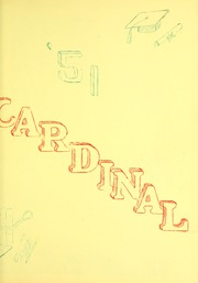 Page 7, 1951 Edition, Warrensburg High School - Cardinal Yearbook (Warrensburg, IL) online yearbook collection