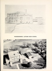 Page 9, 1951 Edition, Warrensburg High School - Cardinal Yearbook (Warrensburg, IL) online yearbook collection