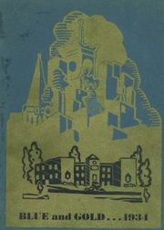 Page 1, 1934 Edition, Abbott High School - Blue and Gold Yearbook (Elgin, IL) online yearbook collection