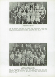 Page 32, 1934 Edition, Abbott High School - Blue and Gold Yearbook (Elgin, IL) online yearbook collection