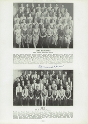 Page 35, 1934 Edition, Abbott High School - Blue and Gold Yearbook (Elgin, IL) online yearbook collection