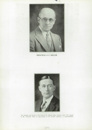 Page 6, 1934 Edition, Abbott High School - Blue and Gold Yearbook (Elgin, IL) online yearbook collection