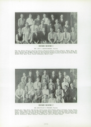 Page 10, 1935 Edition, Abbott High School - Blue and Gold Yearbook (Elgin, IL) online yearbook collection