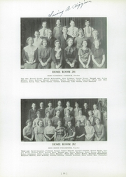 Page 14, 1935 Edition, Abbott High School - Blue and Gold Yearbook (Elgin, IL) online yearbook collection