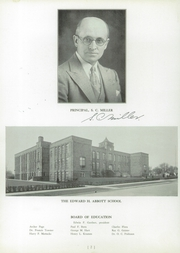 Page 6, 1935 Edition, Abbott High School - Blue and Gold Yearbook (Elgin, IL) online yearbook collection