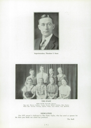 Page 8, 1935 Edition, Abbott High School - Blue and Gold Yearbook (Elgin, IL) online yearbook collection