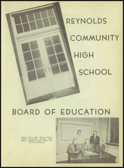 Page 15, 1951 Edition, Reynolds Community High School - Yearbook (Reynolds, IL) online yearbook collection