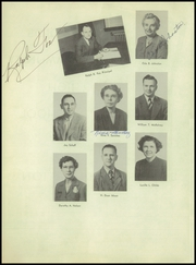 Page 16, 1951 Edition, Reynolds Community High School - Yearbook (Reynolds, IL) online yearbook collection