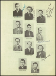 Page 17, 1951 Edition, Reynolds Community High School - Yearbook (Reynolds, IL) online yearbook collection