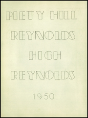 Page 8, 1951 Edition, Reynolds Community High School - Yearbook (Reynolds, IL) online yearbook collection