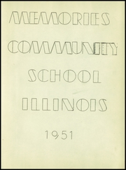 Page 9, 1951 Edition, Reynolds Community High School - Yearbook (Reynolds, IL) online yearbook collection