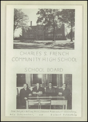 Page 11, 1948 Edition, Chapin High School - Deep C Yearbook (Chapin, IL) online yearbook collection