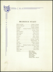 Page 10, 1950 Edition, Bardolph High School - Monitor Yearbook (Bardolph, IL) online yearbook collection