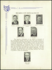 Page 6, 1950 Edition, Bardolph High School - Monitor Yearbook (Bardolph, IL) online yearbook collection
