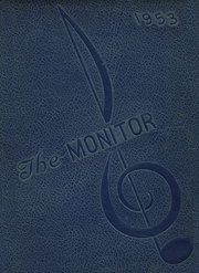 1953 Edition, Bardolph High School - Monitor Yearbook (Bardolph, IL)