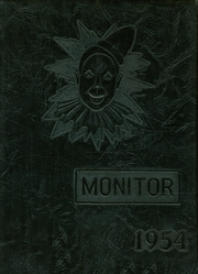 1954 Edition, Bardolph High School - Monitor Yearbook (Bardolph, IL)
