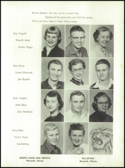 Page 19, 1954 Edition, Bardolph High School - Monitor Yearbook (Bardolph, IL) online yearbook collection