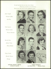 Page 21, 1954 Edition, Bardolph High School - Monitor Yearbook (Bardolph, IL) online yearbook collection