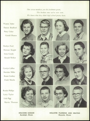 Page 23, 1954 Edition, Bardolph High School - Monitor Yearbook (Bardolph, IL) online yearbook collection