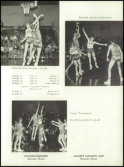 Page 27, 1954 Edition, Bardolph High School - Monitor Yearbook (Bardolph, IL) online yearbook collection