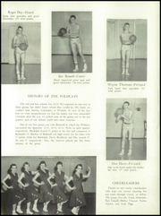 Page 29, 1954 Edition, Bardolph High School - Monitor Yearbook (Bardolph, IL) online yearbook collection