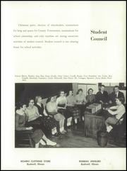 Page 35, 1954 Edition, Bardolph High School - Monitor Yearbook (Bardolph, IL) online yearbook collection