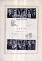 Page 10, 1930 Edition, Medill High School - Medillite Yearbook (Chicago, IL) online yearbook collection