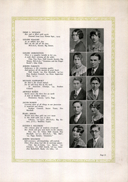 Page 13, 1930 Edition, Medill High School - Medillite Yearbook (Chicago, IL) online yearbook collection