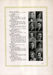 Page 17, 1930 Edition, Medill High School - Medillite Yearbook (Chicago, IL) online yearbook collection