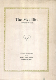 Page 3, 1930 Edition, Medill High School - Medillite Yearbook (Chicago, IL) online yearbook collection
