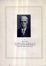 Page 4, 1930 Edition, Medill High School - Medillite Yearbook (Chicago, IL) online yearbook collection