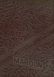 Page 1, 1947 Edition, Ogden High School - Maroon Yearbook (Ogden, IL) online yearbook collection