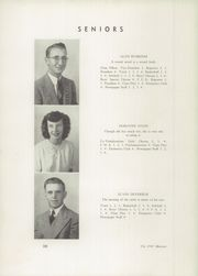 Page 14, 1947 Edition, Ogden High School - Maroon Yearbook (Ogden, IL) online yearbook collection