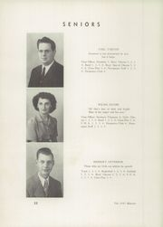 Page 16, 1947 Edition, Ogden High School - Maroon Yearbook (Ogden, IL) online yearbook collection