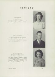 Page 17, 1947 Edition, Ogden High School - Maroon Yearbook (Ogden, IL) online yearbook collection
