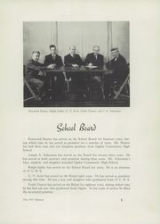 Page 9, 1947 Edition, Ogden High School - Maroon Yearbook (Ogden, IL) online yearbook collection