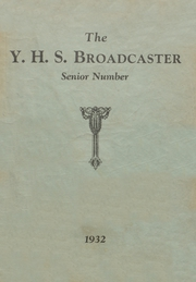 Page 1, 1932 Edition, Yorktown High School - Episode Yearbook (Yorktown, IN) online yearbook collection