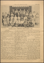 Page 3, 1932 Edition, Yorktown High School - Episode Yearbook (Yorktown, IN) online yearbook collection