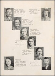 Page 13, 1941 Edition, Yorktown High School - Episode Yearbook (Yorktown, IN) online yearbook collection