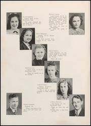 Page 14, 1941 Edition, Yorktown High School - Episode Yearbook (Yorktown, IN) online yearbook collection