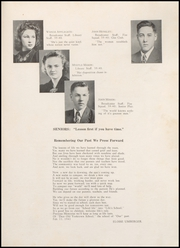 Page 15, 1941 Edition, Yorktown High School - Episode Yearbook (Yorktown, IN) online yearbook collection