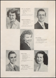 Page 13, 1946 Edition, Yorktown High School - Episode Yearbook (Yorktown, IN) online yearbook collection