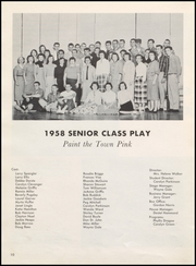 Page 14, 1958 Edition, Yorktown High School - Episode Yearbook (Yorktown, IN) online yearbook collection