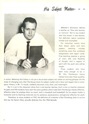 Page 12, 1964 Edition, Yorktown High School - Episode Yearbook (Yorktown, IN) online yearbook collection