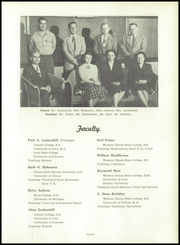Page 11, 1953 Edition, Little York High School - Eaglelite Yearbook (Little York, IL) online yearbook collection